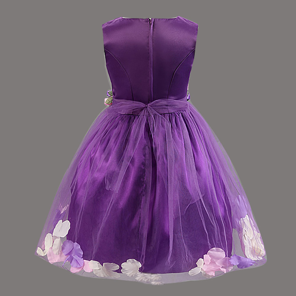 New NWT Girls Flower Wedding Bridesmaid Party Christening Occasion ...